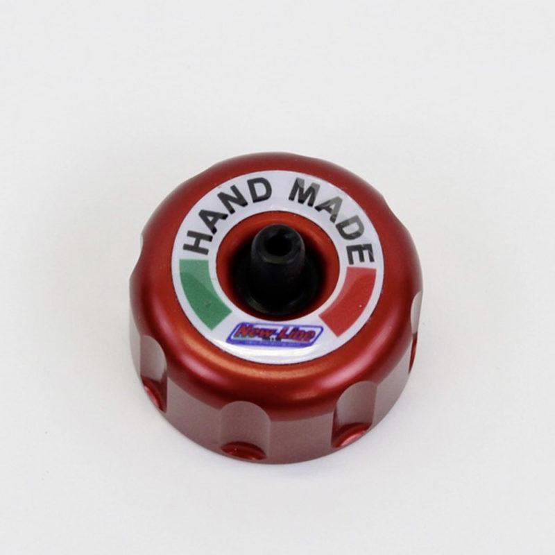 ALLUMINIUM-RADIATOR-CAP-red
