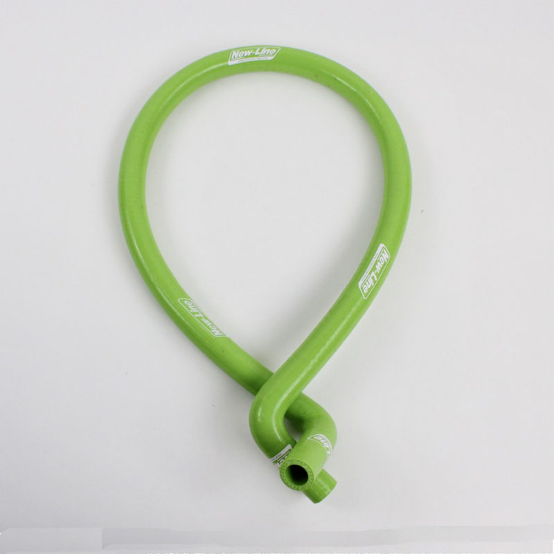 SILICON-HOSE-DOUBLE-BEND-90'-green