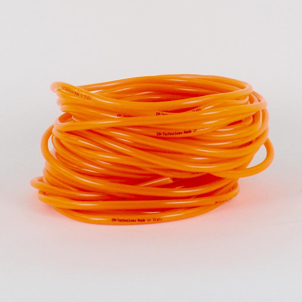 Unbekannt Tubo per Benzina/ /Arancione
